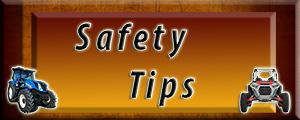 Trails North ATV Safety Tips