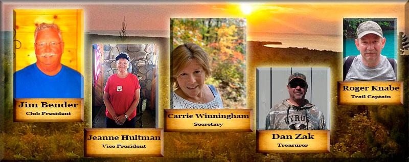 Trails North ATV Board-Members